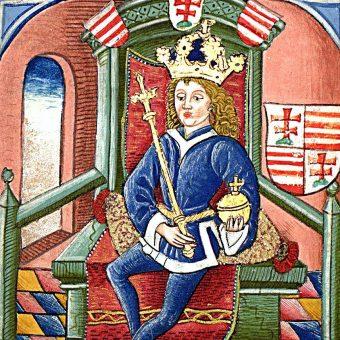 Ludwik Andegaweński zasiadał na polskim tronie w latach 1370-1382.