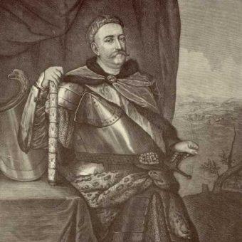 Na czele konfederacji szczebrzeszyńskiej stanął Jan III Sobieski.