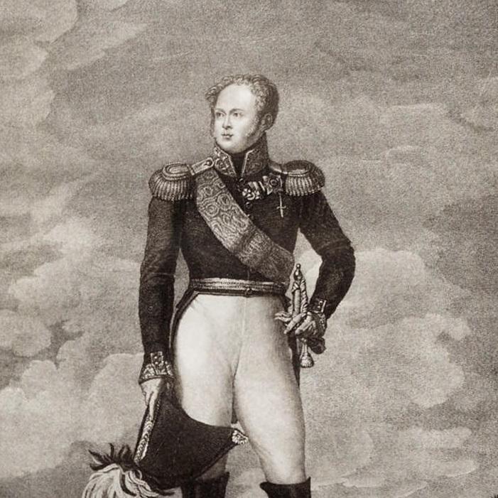 Aleksander I został królem Polski na mocy postanowień kongresu wiedeńskiego.