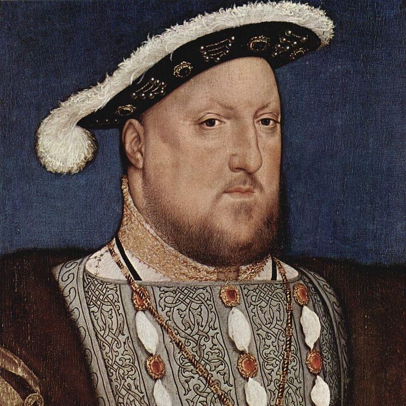 Akt supremacji potwierdził zwierzchność króla Henryka VIII nad Kościołem angielskim.