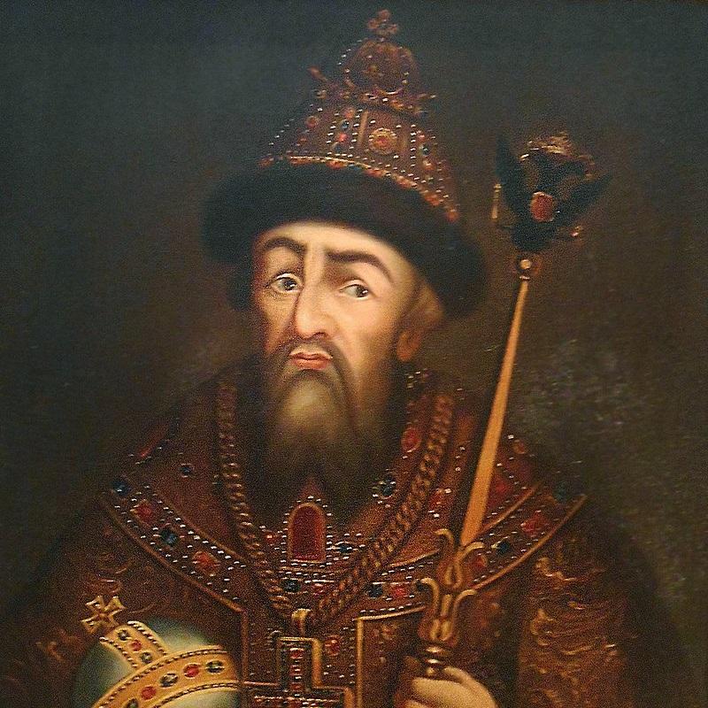 Iwan IV Groźny panował w latach 1533-1584.