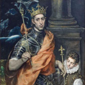 Ludwik IX Święty był królem Francji w latach 1226-1270.
