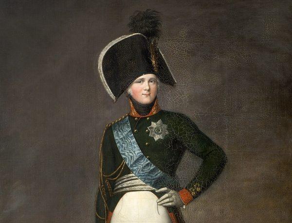Powstanie na Ukrainie osłabiłoby siły wojsk cara Aleksandra I.