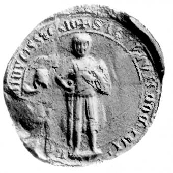 Pieczęć Bernarda Zwinnego