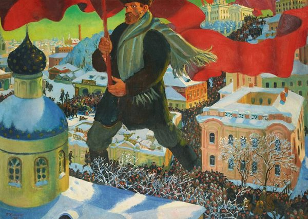 """Dzięki operacji """"Trust"""" bolszewicka Rosja zyskała spokój i mogła budować swoją siłę."""