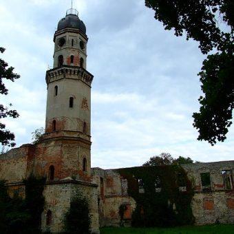 Książę Albert wzniósł w Strzelcach Opolskich zamek w stylu gotyckim.
