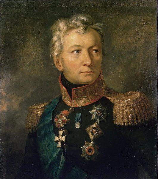 Przeciwnikiem Kościuszki pod Racławicami był generał Aleksander Tormasow.