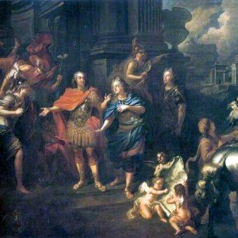 August II i August III Sasowie (fot. domena publiczna)