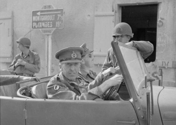 Wyznaczona na 24 września odprawa u generała Briana Horrocksa, (na zdjęciu) od pierwszej chwili pokazała jakie są zamiary brytyjskich oficerów.