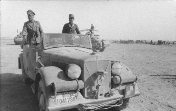 Rommel ruszył do boju, zanim jeszcze Afrika Korps było w pełni gotowe do podjęcia działań.
