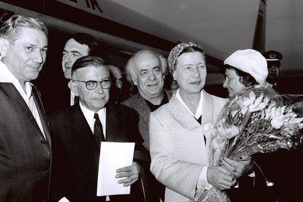 W latach 50. do Polski dopiero docierał popularny na Zachodzie egzystencjalizm.