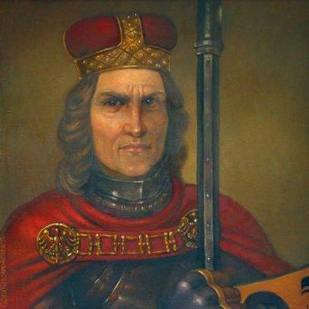 Henryk V Żelazny (fot. domena publiczna)