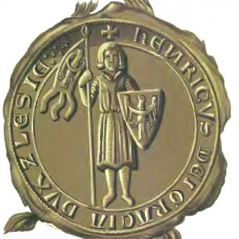 Pieczęć Henryka III Białego.