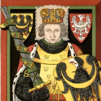 Nagrobek Henryka IV Prawego.