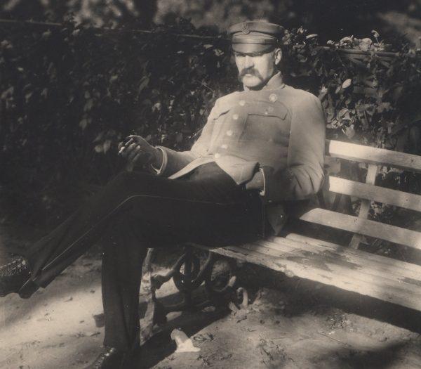 Jednym z tych, którzy nie dali się nabrać na fałszywe doniesienia rzekomej MOR, był Józef Piłsudski.