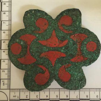Jeden z artefaktów, które odkrył Mike Smith (fot. Mike Smith)