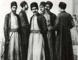 Karaimi w XIX wieku (fot. domena publiczna)