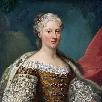 Katarzyna z Opalińskich Leszczyńska (fot. domena publiczna)