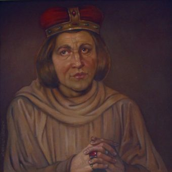 Konrad II Garbaty (fot. domena publiczna)