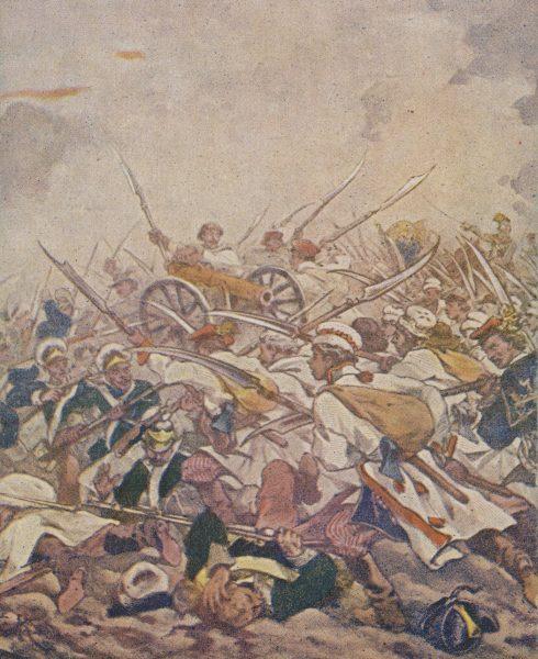 Bitwa pod Racławicami zakończyła się całkowitą klęską Rosjan.