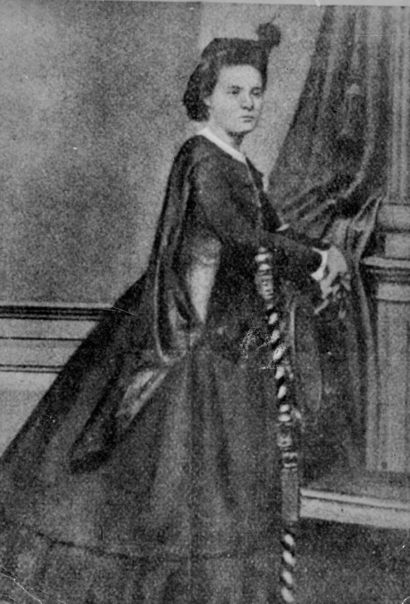 Maria z Billewiczów Piłsudska, matka Marszałka (fot. zdjęcie pochodzi z książki Kamila Janickiego Niepokorne damy)