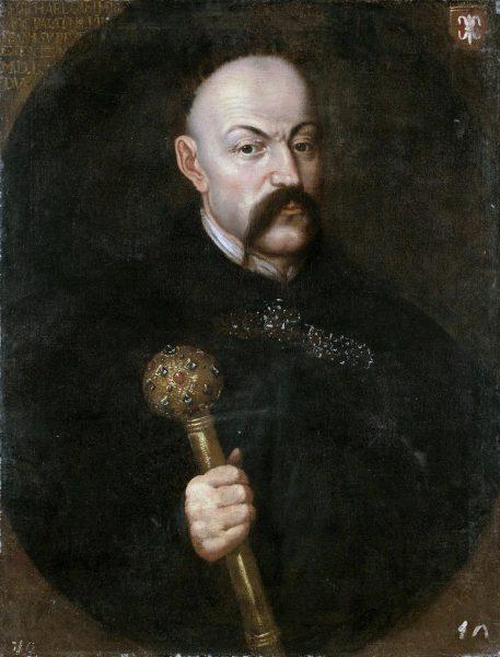 Hetman wielki litewski Mikołaj Pac nie darzył sympatią Sobieskiego.