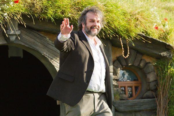 Peter Jackson (fot. Mike Walen, lic. CCA SA 3.0 U)