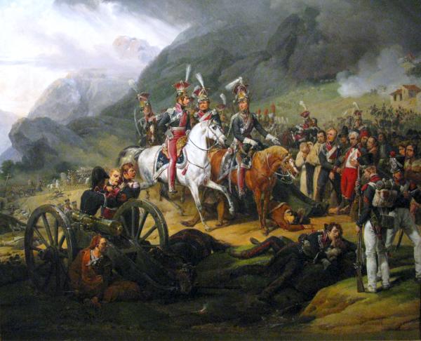 Dzięki krwawej ofierze polskich szwoleżerów Napoleon miał otwartą drogą na Madryt.