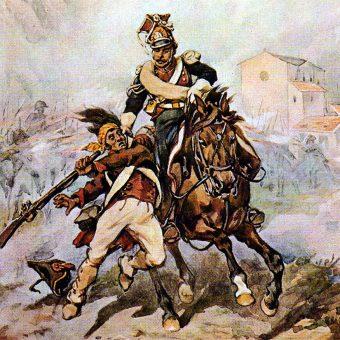 Pod Somosierrą Polacy dokonali zdawać by się mogło niemożliwego.