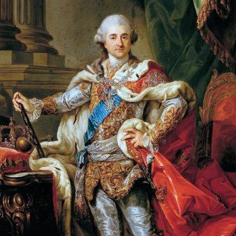 Stanisław August Poniatowski (fot. domena publiczna)