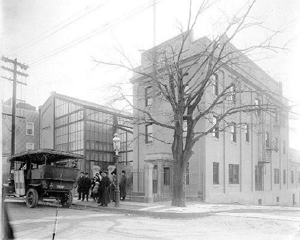 Studio filmowe Edisona (fot. domena publiczna)