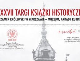 Targi Książki Historycznej 2018.