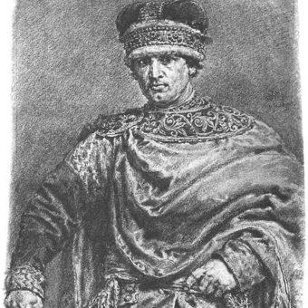Władysław II Wygnaniec na portrecie Jana Matejki (fot. domena publiczna)