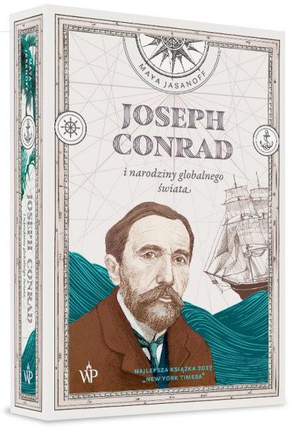 """Inspiracją dla artykułu była książka Mayi Jasanoff """"Joseph Conrad i narodziny globalnego świata"""", opowiadająca między innymi o podróży genialnego pisarza do belgijskiego Konga."""