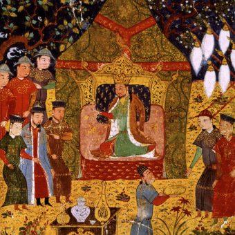 Jednym z największych imperiów w dziejach było to stworzone przez Czyngis-chana.