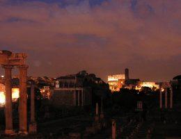Czy można wskazać moment upadku budowanego przez wiele stuleci rzymskiego imperium?