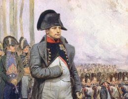 Napoleon poważnie rozważał plan wybuchu powstania na terytorium Ukrainy.