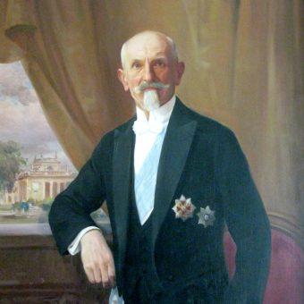 Stanisław Wojciechowski sprawował urząd prezydenta RP w latach 1922-1926.