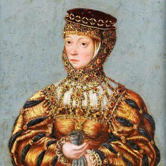 Barbara Radziwiłłówna nosiła polską koronę od grudnia 1550 roku do maja 1551 roku.