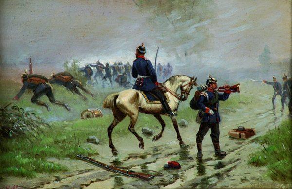 Wydatki Hohenzollernów na armię sięgały 50% budżetu.