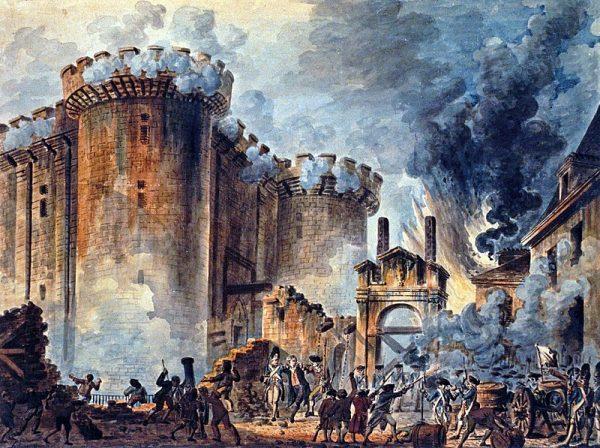 Wśród przepowiedni Nostradamusa można znaleźć i takie, które odpowiadają wydarzeniom rewoucji francuskiej.