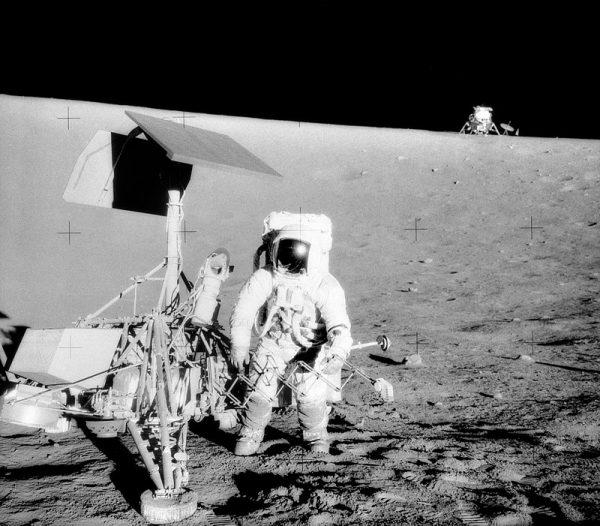 Nostradamus przewidział podobno także lądowanie człowieka na Księżycu.