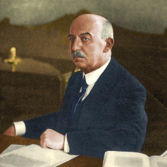 Gabriel Narutowicz sprawował swój urząd zaledwie przez pięć dni.