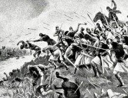 Bitwa o Elladum (fot. domena publiczna)