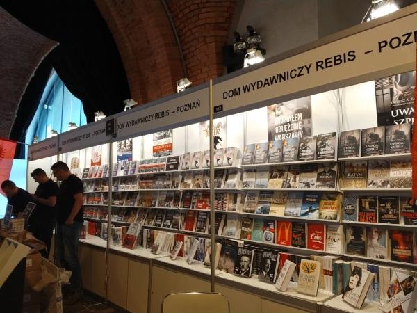 Dom Wydawniczy Rebis (fot. Aleksandra Zaprutko-Janicka)