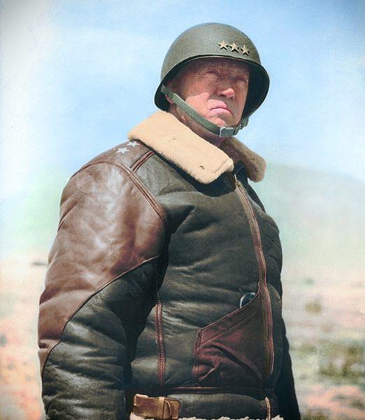 """Generał Patton bez ogródek nazywał Montgomery'ego """"żałosnym pierdołą""""."""