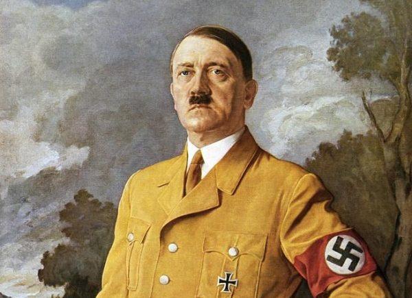 Hitler był w III Rzeszy wszechobecny, także dzięki swoim portretom, wiszącym w wielu niemieckich domach.