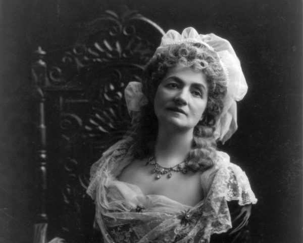 Modrzejewska odniosła sukces w Polsce i za granicą. Na zdjęciu w roli Marii Antoniny.