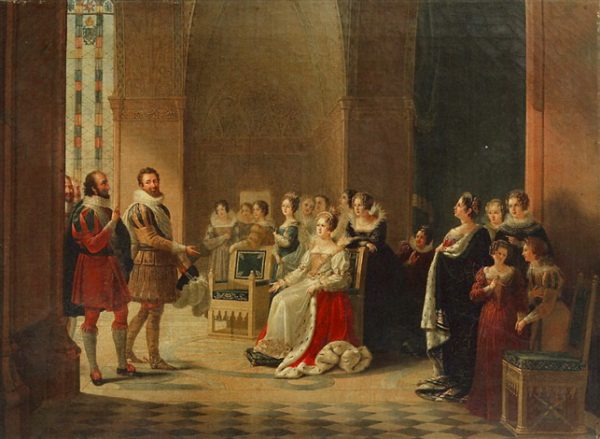 Jedną z pierwszych koronowanych głów, która zwróciła uwagę na przepowiednie Nostradamusa, była Katarzyna Medycejska.