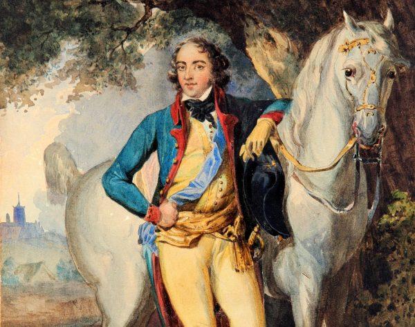 Do zaangażowania sił na Ukrainie namawiał Napoleona między innymi książę Józef Poniatowski.
